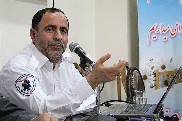 مصدومیت 7 نفر بر اثربرخورد 4 خوردو در اصفهان