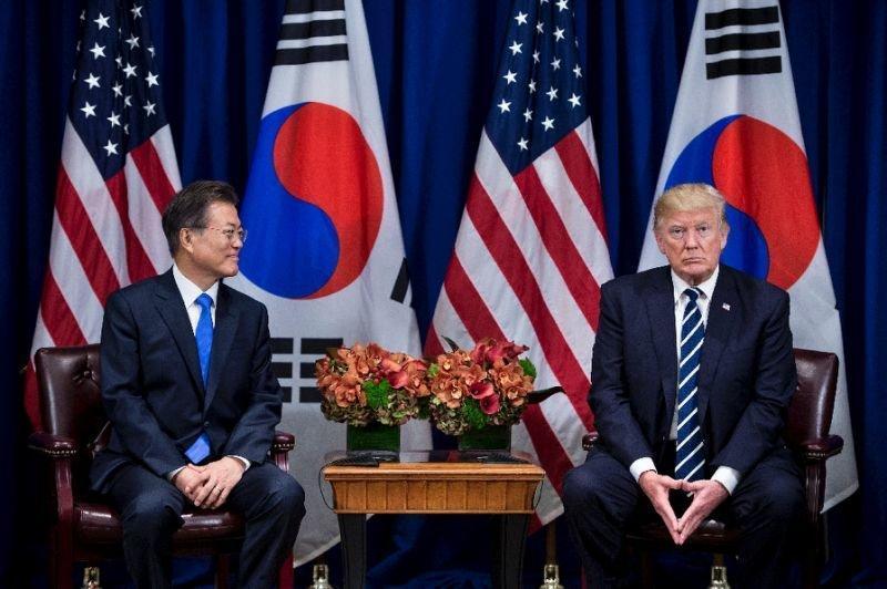 واکنش کره جنوبی به توئیت جنجالی ترامپ