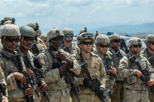 پادشاه سعودی با اعزام نیروهای نظامی آمریکا به عربستان موافقت کرد
