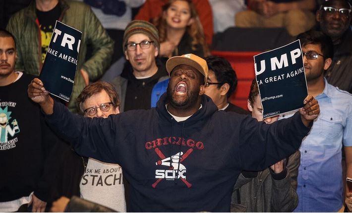 انگیزه سیاه پوستان آمریکا از شرکت در انتخابات 2020