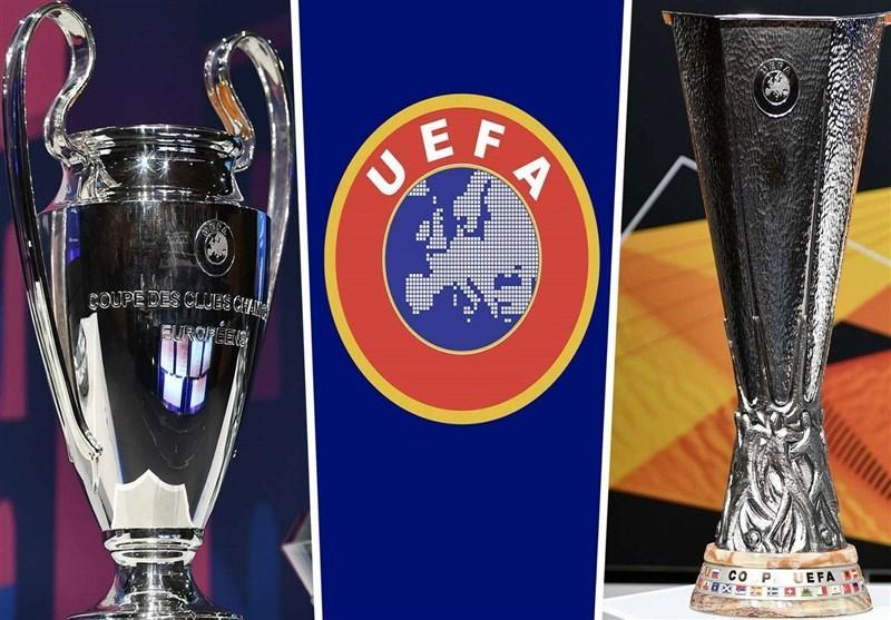 لغو تمامی مسابقات لیگ قهرمانان و لیگ اروپا برای جلوگیری از شیوع کرونا